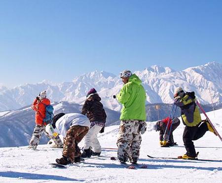 スキー 場 白馬 乗鞍 温泉