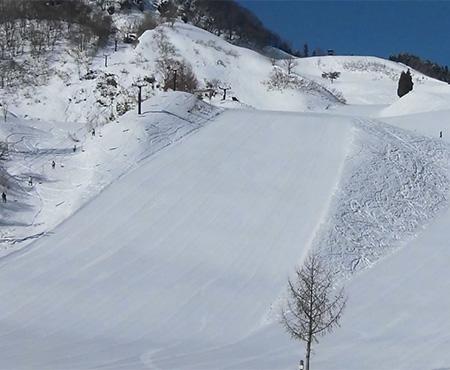 スキー 場 天気 おじろ