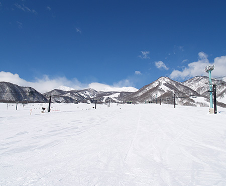 栂 つが スキー 高原 いけ 高原 場 池